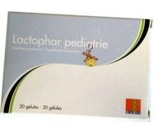 NUTRIPHYT Lactophar pediatrie (20st)