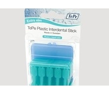 TEPE Tandenstoker plastic (75st)