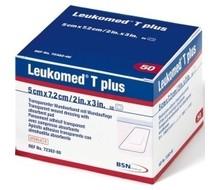 LEUKOMED Leukomed T plus 5 cm x 7.2 cm (5st)