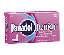 PANADOL Panadol junior 125mg (10zp)