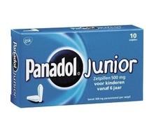 PANADOL Panadol junior 500mg (10zp)