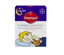 DAMPO Inhalatiepleisters (6sach)