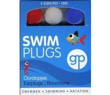 GET PLUGGED Swim plugs (3pr)