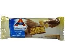 DR ATKINS Advantage reep choco hazelnoot crunchy (60g)