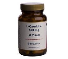 PROVIFORM L-Carnitine 500mg (60vc)