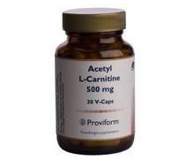 PROVIFORM Acetyl L-carnitine 500mg (30vc)