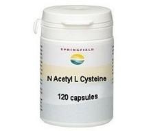 SPRINGFIELD N Acetyl L cysteine (120vc)