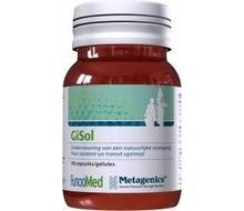 METAGENICS Gisol (30cap)