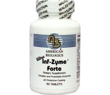 AM BIOLOGICS Infla zyme forte ultra (90tab)