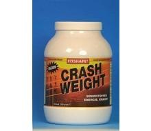 FITSHAPE Crash weight aardbei (1200g)