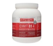 FITSHAPE Eiwit 85 I aardbei (750g)