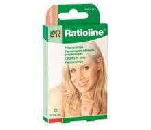 RATIOLINE Pleisterstrip sensitive strip rond (20st)