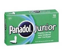 PANADOL Panadol junior 250mg (10zp)
