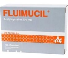 FLUIMUCIL Fluimucil 200MG (30cap)