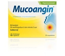 MUCOANGIN Mucoangin (30ztbl)