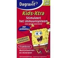 DAGRAVIT Multi kids framboos 6-12 jaar (120kt)
