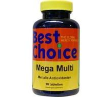 BEST CHOICE Mega multi (90tab)