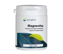 SPRINGFIELD Magnevite magnesium glycerofosfaat 100mg (150tab)