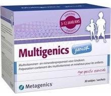METAGENICS Multigenics junior (30sach)