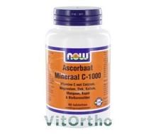VITORTHO Ascorbate mineral C (90tab)