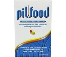 PILFOOD Haargroei biologische kuur (100cap)