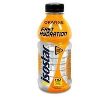 ISOSTAR Liquid petfles orange (500ml)