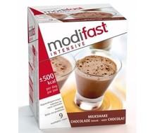 MODIFAST Milkshake chocolade 9 stuks (423g)