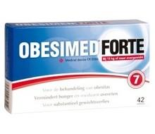 OBESIMED Obesimed forte (42cap)