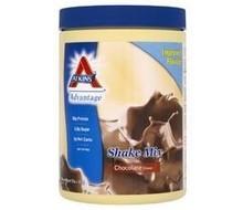 DR ATKINS Advantage shake mix chocolade (370g)
