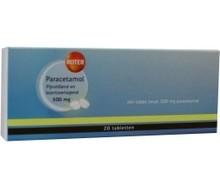 ROTER Paracetamol 500mg (20tab)