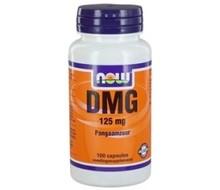 NOW DMG pangaam zuur 125 mg (100cap)