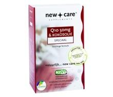 NEW CARE Q10 & kokosolie (60cap)
