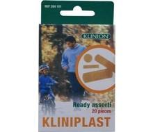KLINIPLAST Kliniplast ready assorti 294101 (20st)