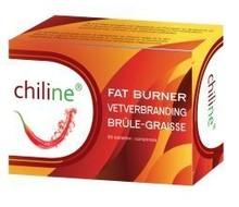 CHILINE Fatburner (60tab)