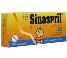 SINASPRIL Sinaspril 120 mg (10tab)