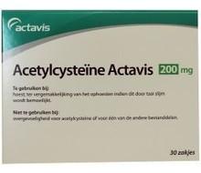 AUROBINDO Acetylcysteine 200 mg (30x1.5)