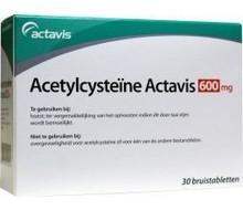 AUROBINDO Acetylcysteine 600 mg (30brt)