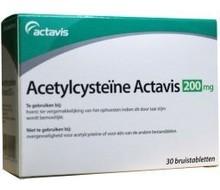 AUROBINDO Acetylcysteine 200 mg (30brt)