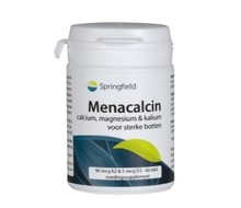 SPRINGFIELD Menacalcin vitamine K2 (60tab)