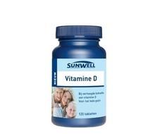 SUNWELL Vitamine D 10 mcg (120st)