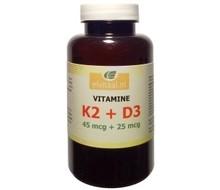 ELVITAAL Vitamine K2 & D3 (90st)