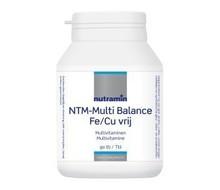 NUTRAMIN NTM Multi balance Z Fe/Cu (90tab)