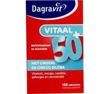 DAGRAVIT Vitaal 50+ (100tab)