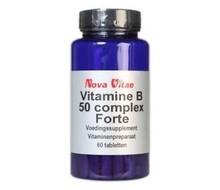 NOVA VITAE Vitamine B50 complex (60tab)