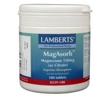 LAMBERTS Magasorb (180tab)