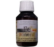 HERBORIST FE IJzer mineral ion (100ml)