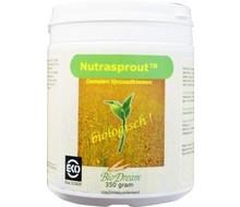 BIODREAM Nutrasprout lijnzaadkiemen (350g)