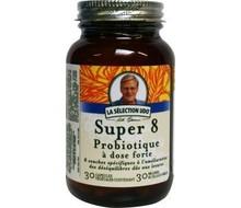 UDO S CHOICE Super 8 probiotic (30tab)