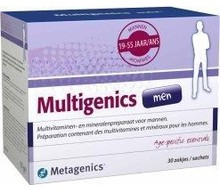METAGENICS Multigenics men (30sach)