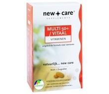 NEW CARE Vitaal multi 50+ (zuigtabletten & tabletten) (2x60st)